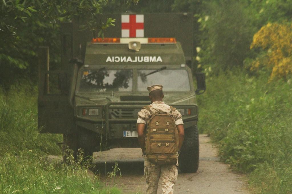 Convocatoria de Enfermería Militar 2019