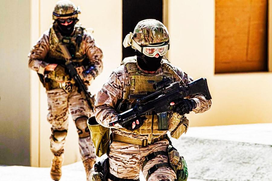 La Profesión Militar 2020