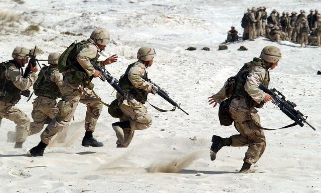 Cómo entrar en el ejército