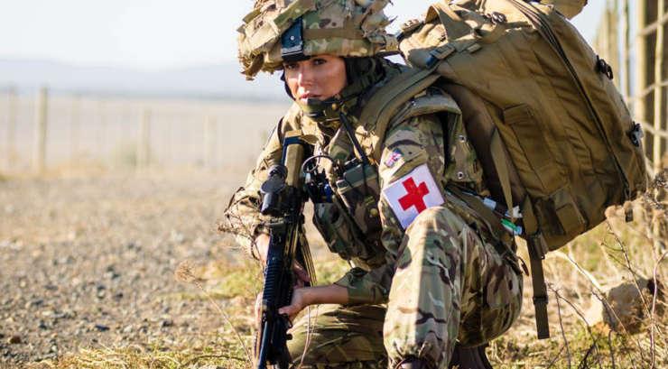 Apertura del Curso de Preparación de Oposiciones de Enfermería Militar